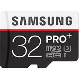 32 GB Samsung Pro Plus microSDHC Class 10 U3 Retail