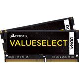 8GB Corsair ValueSelect DDR4-2133 SO-DIMM CL15 Dual Kit