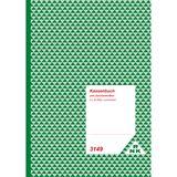 RNK Verlag Kassenbuch, DIN A4, ohne Umsatzsteuererfassung