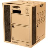 Fellowes BANKERS BOX Cargo Box SmoothMove Heavy Duty, klein