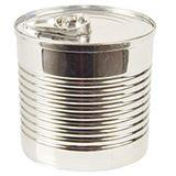 """Papstar Fingerfood-Becher """"Tin can"""", 110 ml, silber"""