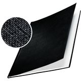 Leitz Buchbindemappe impressBind, A4, 10,5 mm, schwarz, Hard