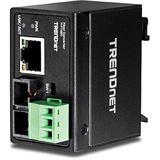 TrendNet Konverter 100Base-FX Industrial Multi-M. SC 2KM IP 30