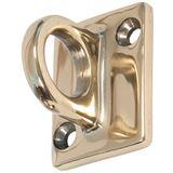 Securit Absperrsystem CLASSIC - Wandhalterung, gold