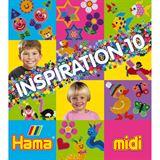 Hama Bügelperlen midi Inspirationsheft Nr. 10
