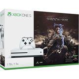 Microsoft Xbox One S 1TB Shadow of Mordor