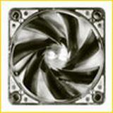 SilenX iXtrema Pro 60x60x25mm 1500 U/min 8 dB(A) Titan