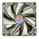 SilenX iXtrema Pro 60x60x25mm 2000 U/min 16 dB(A) schwarz