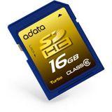 4 GB ADATA Turbo SDHC Class 6 Retail