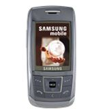 Samsung SGH-E250i Crystal Blue