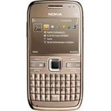 Nokia E72 topaz brown