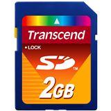 2 GB Transcend 133x SD Class 2 Bulk