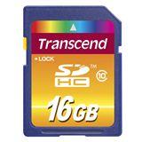16 GB Transcend Standard SDHC Class 10 Bulk