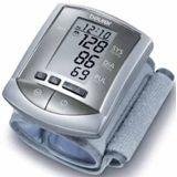 Beurer vollautomatisches Blutdruckmessgerät silber