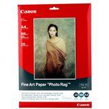 Canon FAPR1 PHOTO RAG PAPER A4