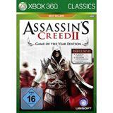 Ubisoft Assassin's Creed 2 GOTY Classic (XBox360)