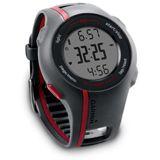 Garmin GPS Forerunner 110 schwarz/rot (mit Herzfrequenzgurt)
