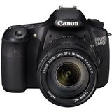 Canon EOS 60D Kit inklusive EF-S 18-135 mm f/3.5-5.6 IS