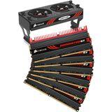 12GB Corsair Dominator DDR3-1866 DIMM CL9 Hex Kit