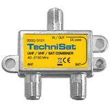 TechniSat UHF/VHF-Sat-Combiner
