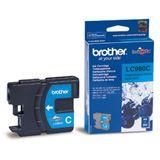 Brother LC-980 Tintenpatrone cyan Standardkapazität 5.5ml 260 Seiten 1er-Pack blister