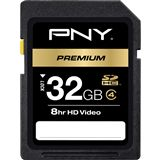 32 GB PNY Optima SDHC Class 4 Bulk