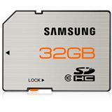 32 GB Samsung Essential SDHC Class 10 Bulk