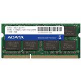 2GB ADATA DDR3-1333 SO-DIMM CL9 Single