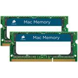 16GB Corsair Mac Memory DDR3-1333 SO-DIMM CL9 Dual Kit