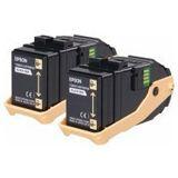 Epson Toner schwarz Doppel f.C9300