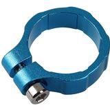 LAMPTRON Schlauchschelle Elite Aluminium Tubing Clamps blau 16mm (5/8 Zoll)