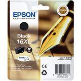 Epson Tinte C13T16314010 schwarz