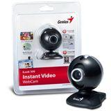 Genius Webcam ILook 300 inkl. Clipstandfuss