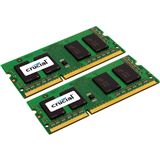 8GB Crucial Value DDR3-1333 DIMM CL9 Dual Kit