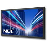 "64,5"" (163,90cm) NEC MultiSync V652 schwarz 1920x1080 5xBNC / HDMI / 1xComposite Video / DVI-D / DisplayPort"
