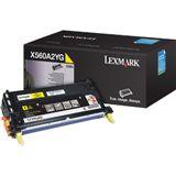 Lexmark Toner X560A2YG gelb