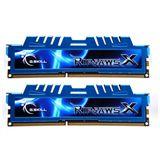 8GB G.Skill RipJawsX DDR3-2400 DIMM CL11 Dual Kit