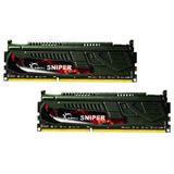 16GB G.Skill SNIPER DDR3-2400 DIMM CL11 Dual Kit