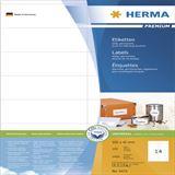 Herma 4475 Premium Universal-Etiketten 10.5x4.1 cm (100 Blatt (1400 Etiketten))