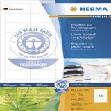 Herma 10821 Universal-Etiketten 4.83x2.54 cm (100 Blatt (4400Etiketten))