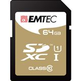 64 GB EMTEC Jumbo Ultra SDXC Class 10 Retail