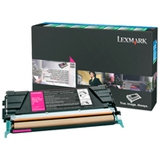 Lexmark CORPORATE TONER CARTRIDGE magenta