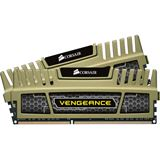 8GB Corsair Vengeance grün DDR3-1600 DIMM CL9 Dual Kit