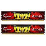 8GB G.Skill Aegis DDR3L-1333 DIMM CL9 Dual Kit