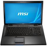 """Notebook 17.3"""" (43,94cm) MSI CR70-i545W7H"""
