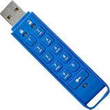 32 GB iStorage datAshur Personal blau USB 2.0