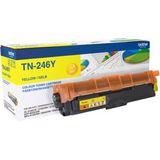Brother Toner TN-246Y (ca. 2200 Seiten) gelb