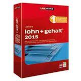 Lexware Lohn + Gehalt 2015 32/64 Bit Deutsch Finanzen Vollversion PC (CD)