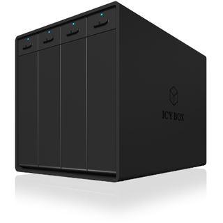 "ICY BOX IB-3664SU3 3.5"" (8,89cm) USB 3.0 schwarz"