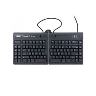 R-GO Tools Kinesis Freestyle 2 USB Englisch (US) schwarz (kabelgebunden)